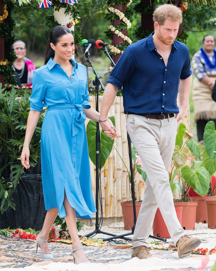 Meghan Markle Made These $90 Banana Republic Shoes Sell Out