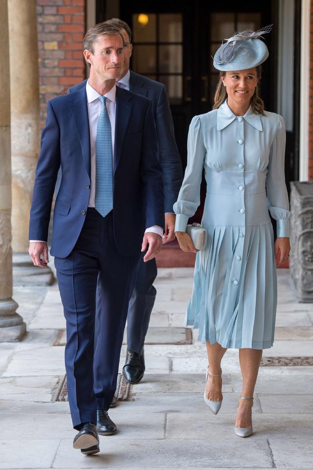 Pippa Middleton's Baby News