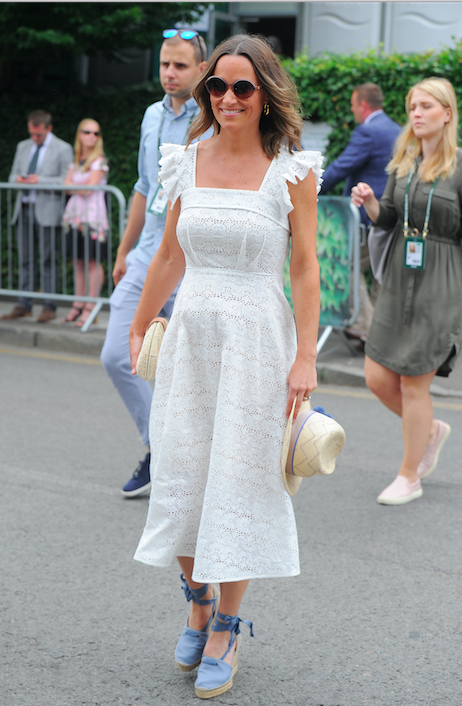 Pippa Middleton's Pregnancy Outfits