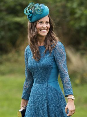 Congratulations! Pippa Middleton Just Welcomed Her First Child