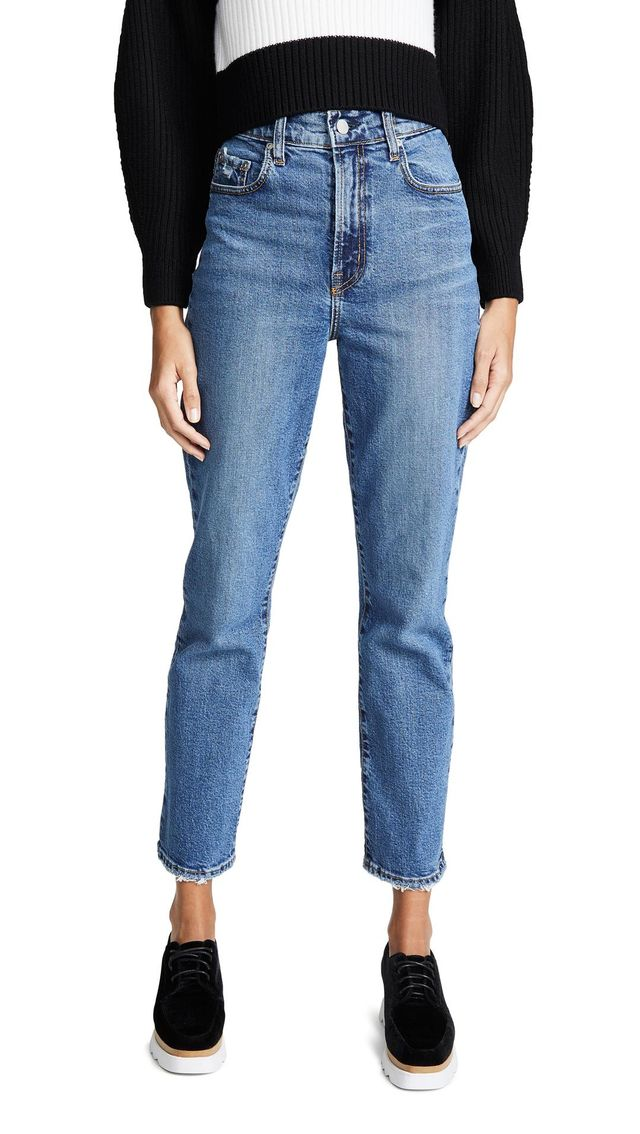 Charlotte Ankle Jeans