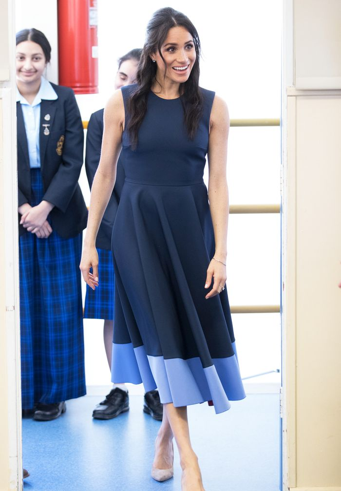 Meghan Markle Maternity Style Her Coolest Pregnancy