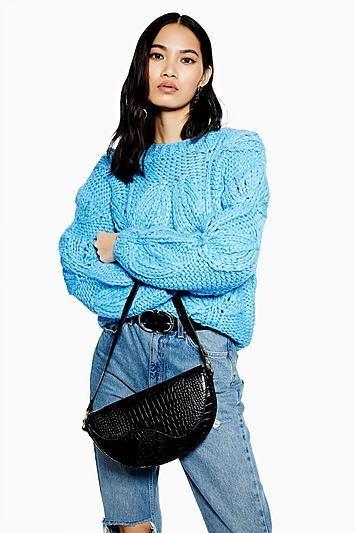 Petal Hand Knitted Jumper