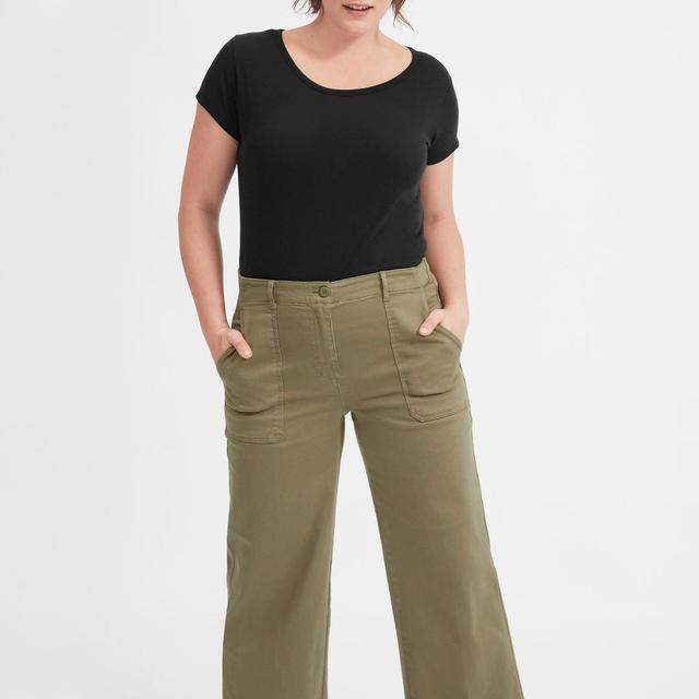 Women's Air Dolman T-Shirt by Everlane in Black, Size XS