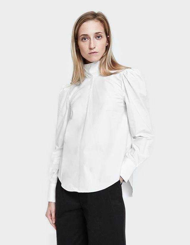 Romy Blouse in White