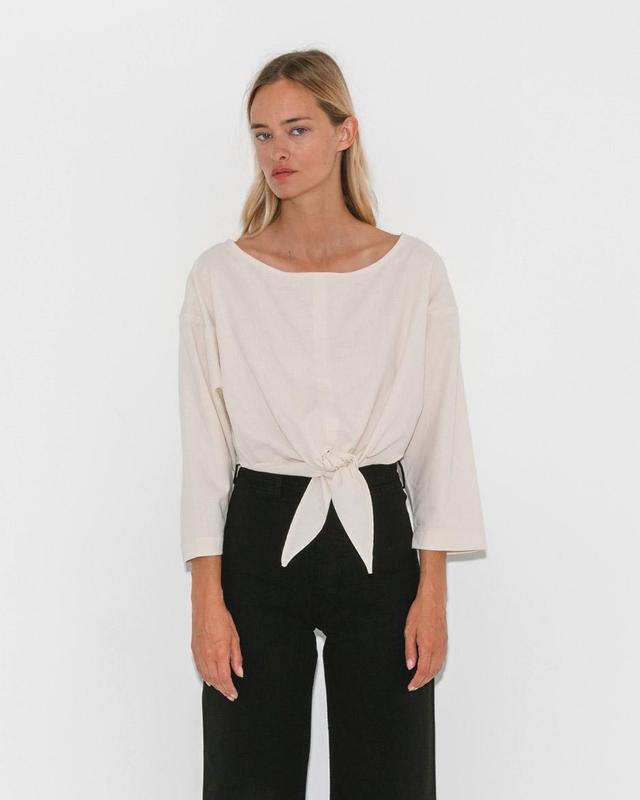 Natural Twill Gina Shirt
