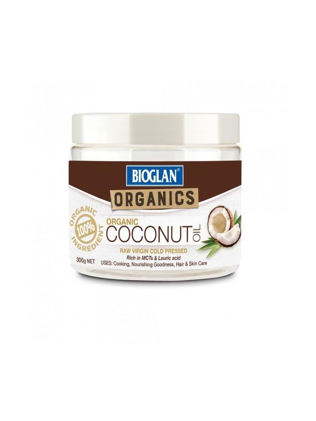 Bioglan Super Foods Organic Coconut Oil