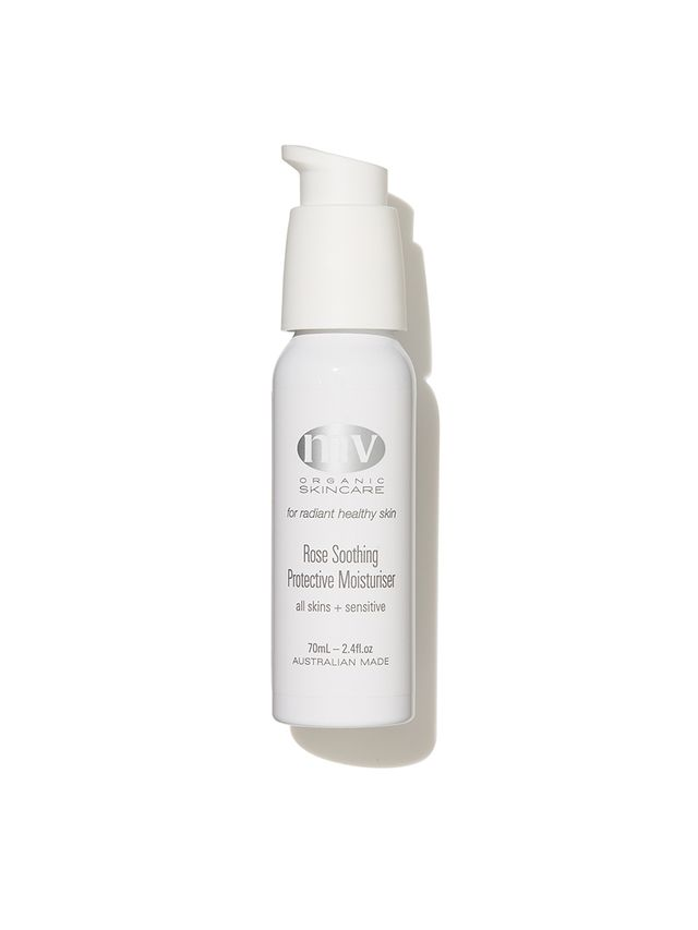 MV Organic Skincare Rose Soothing and Protecting Moisturiser