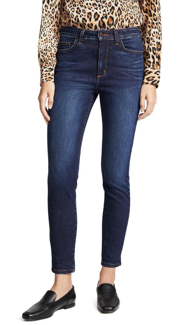 Sofi Highrise Skinny Jeans