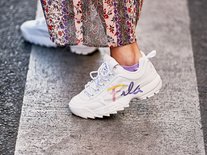 the latest cf008 42e50 The Best New Fall Sneakers From Our Editors   Who What Wear