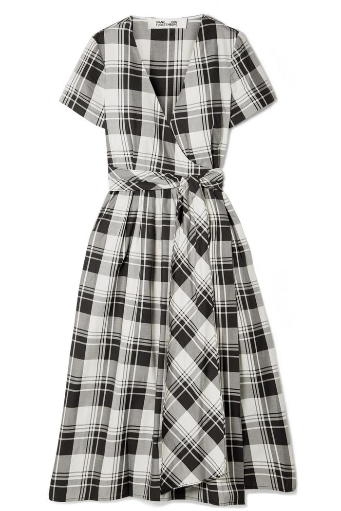 The Best Checkered Dress Outfits For Fall Who What Wear