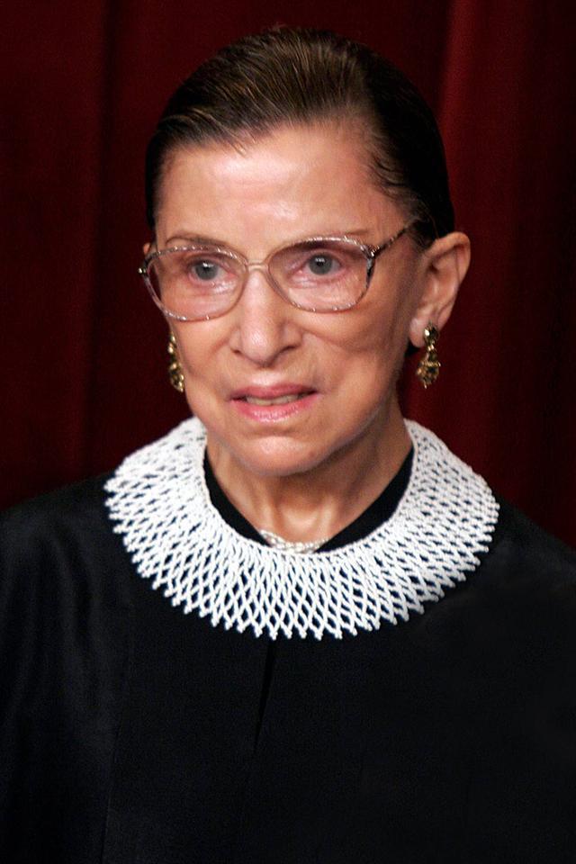 Ruth Bader Ginsburg Halloween Costume