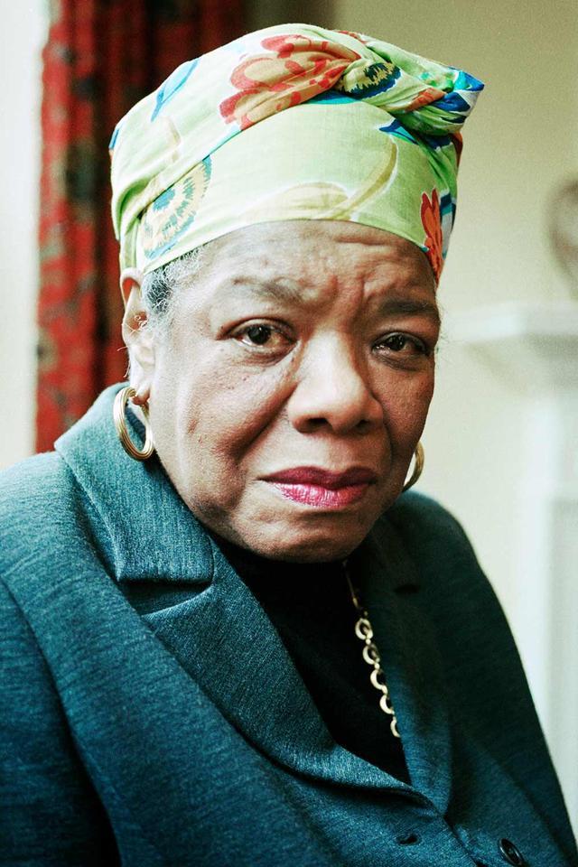 Maya Angelou Empowering Halloween Costume