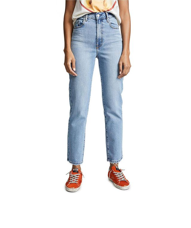 Charlotte Super High Rise Ankle Jeans