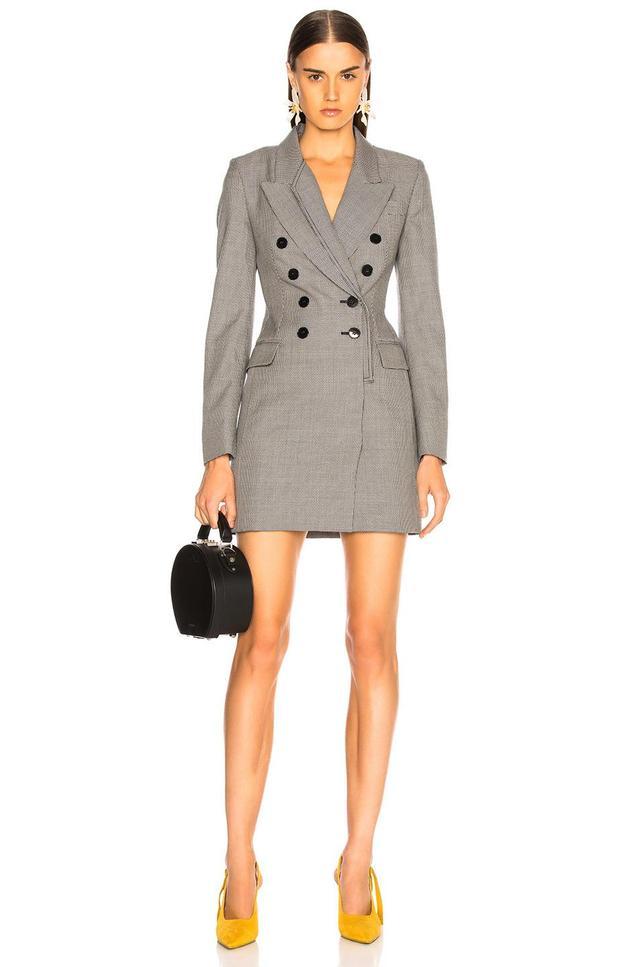 Alison Double Breasted Blazer Dress