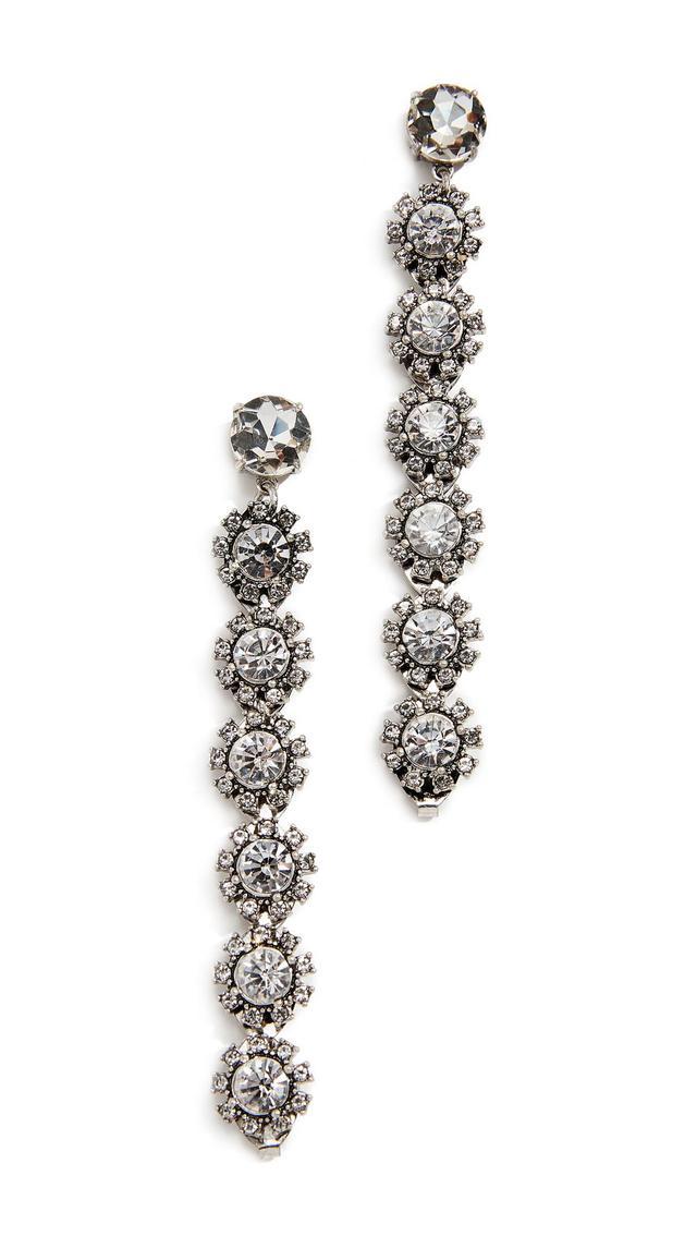 Beam Drop Earrings