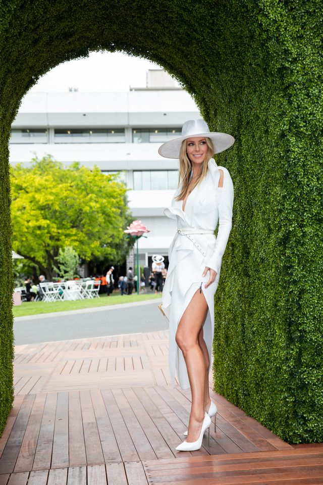 <p><strong>WHO</strong>: Jennifer Hawkins</p>