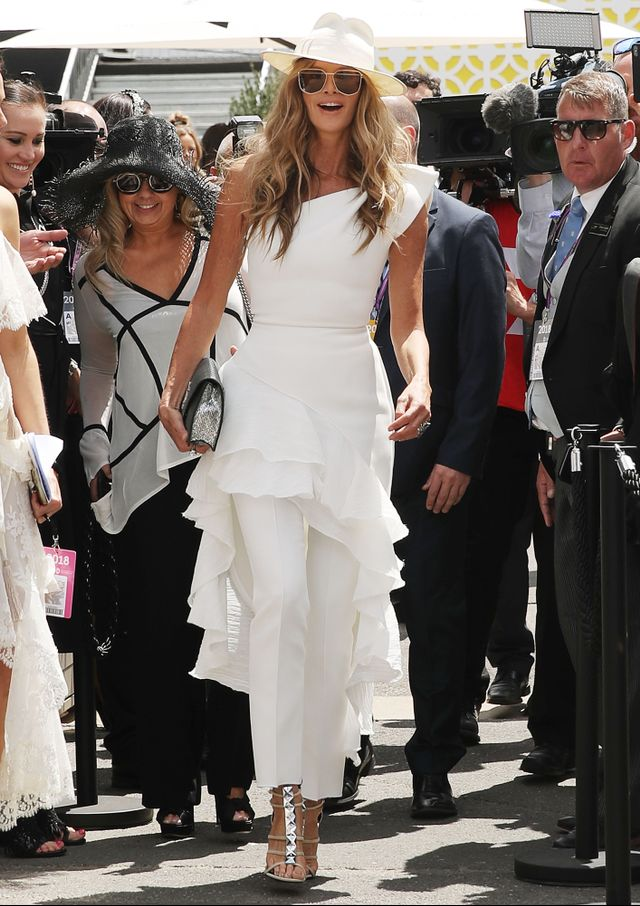 <p><strong>WHO</strong>: Elle Macpherson</p>