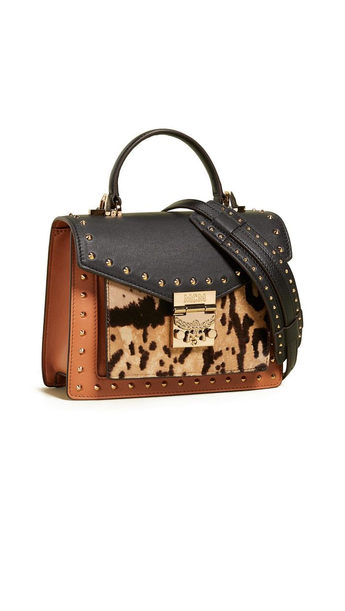 49828bdcf630 Now Presenting, 17 Leopard-Print Bags for Fall | Who What Wear