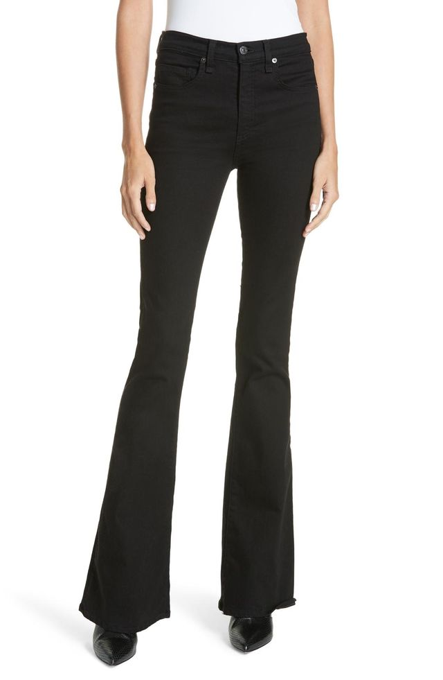 Beverly Skinny Flare Jeans