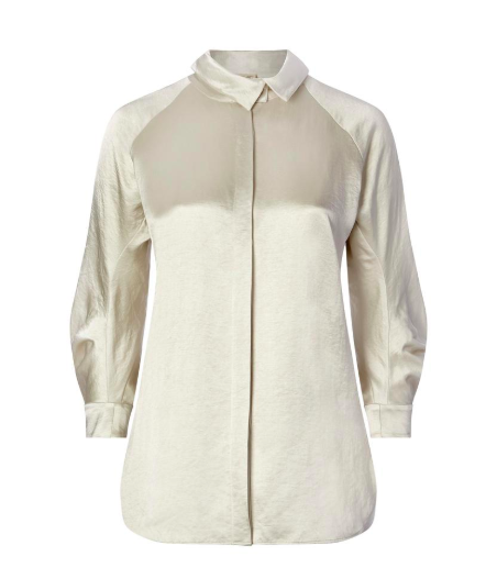 Zero + Maria Cornejo Beetle Shirt