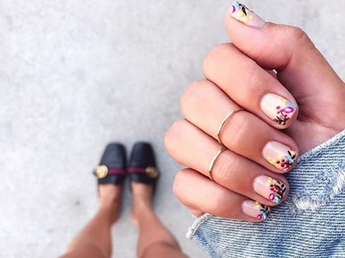 How To Remove Fake Nails Without Ruining Your Real Ones Byrdie