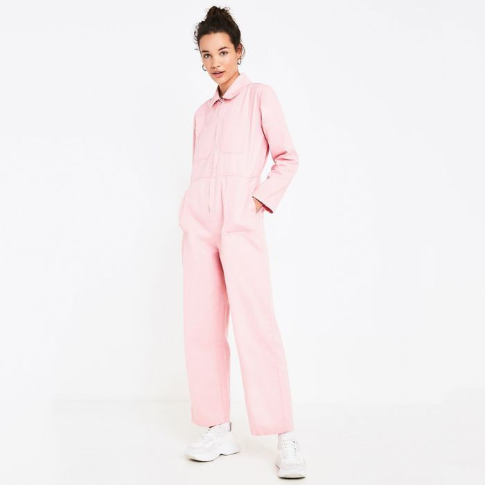 d5a2e1a5e0d03b This Urban Outfitters Pink Jumpsuit Is Selling Out | Who What Wear UK