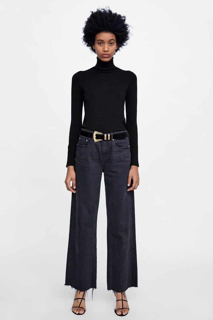 15 blackturtleneck outfits  who what wear
