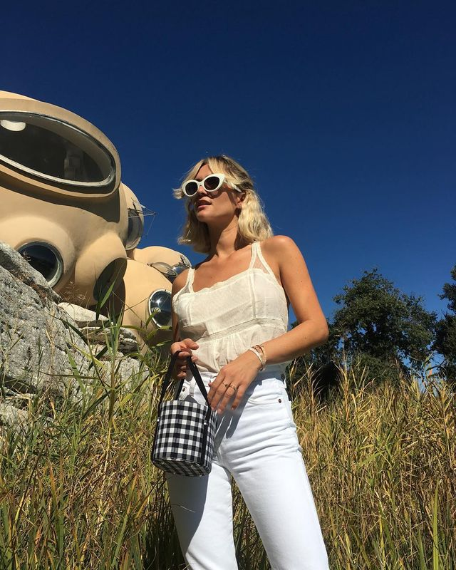 French handbag wardrobe: Pop and Suki