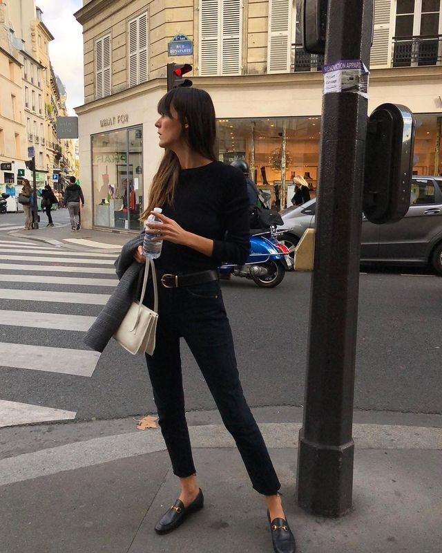 French handbag wardrobe: Rouje