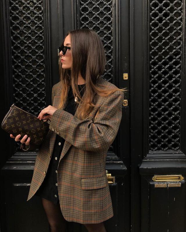 French handbag wardrobe: Louis Vuitton