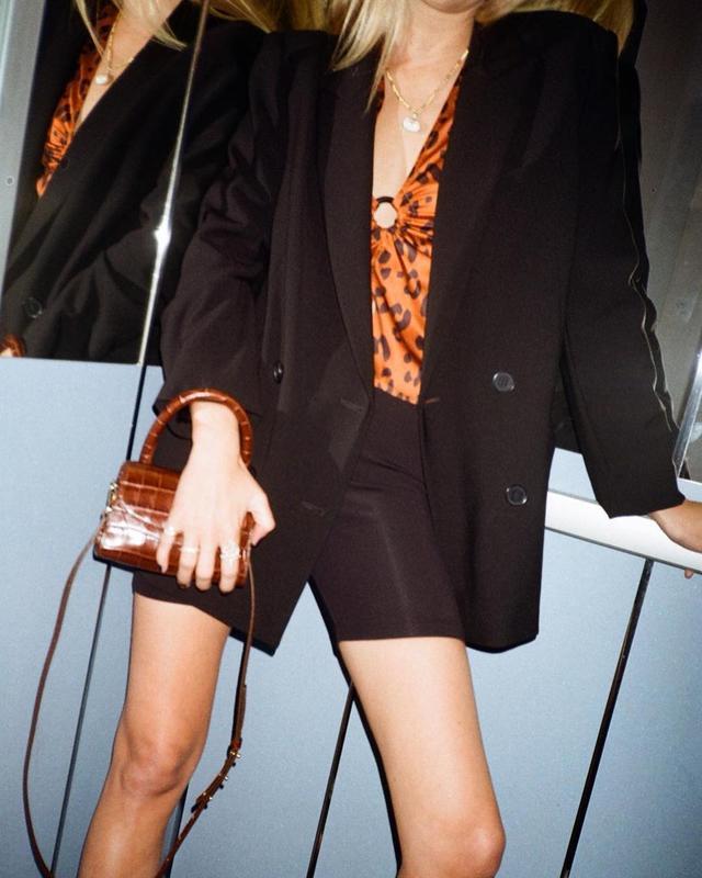 French handbag wardrobe: By Far