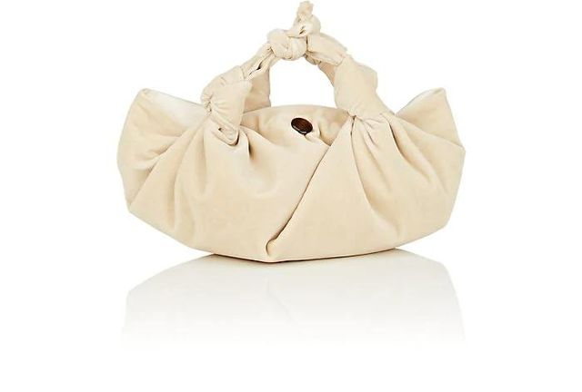 Women's The Ascot Small Velvet Bag