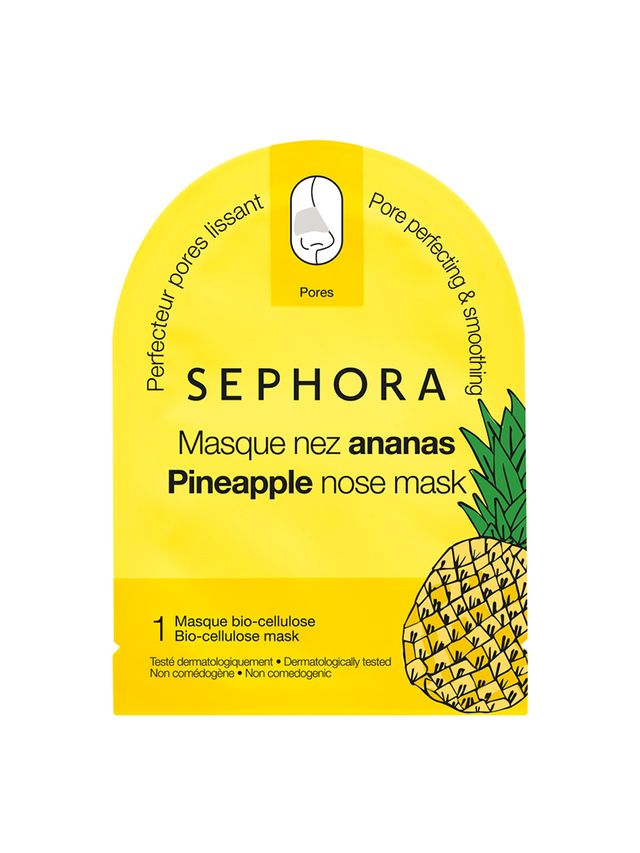 Sephora Collection Pineapple Nose Mask