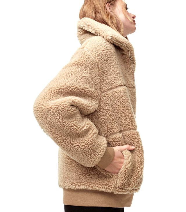 Wilfred Free The Teddy Jacket