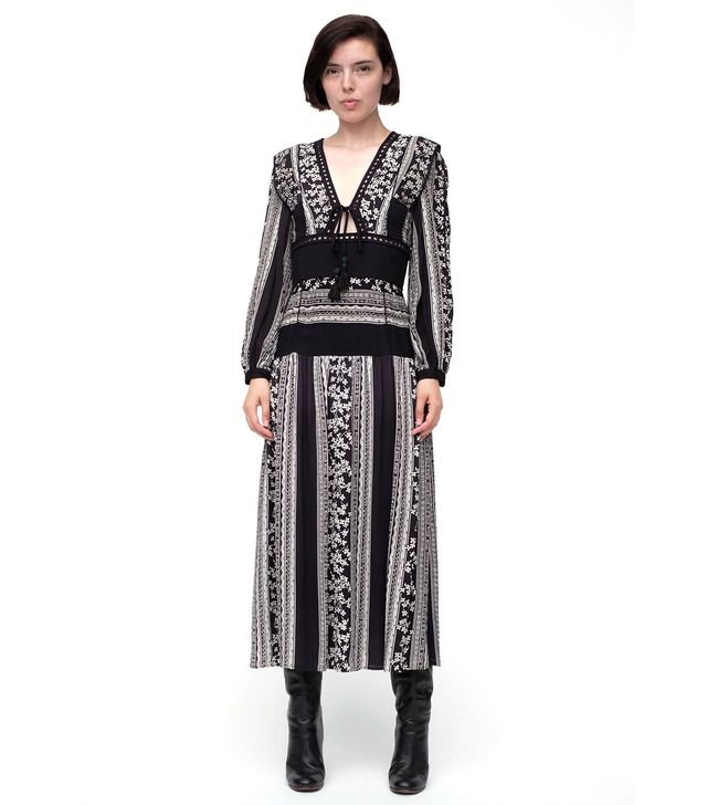 Sea Keely Midi Dress