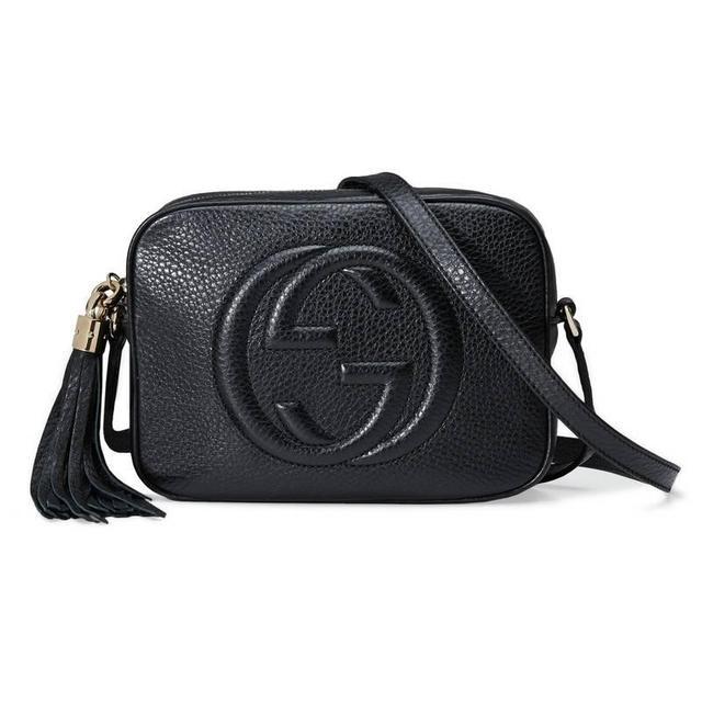 Soho Small Leather Disco Bag