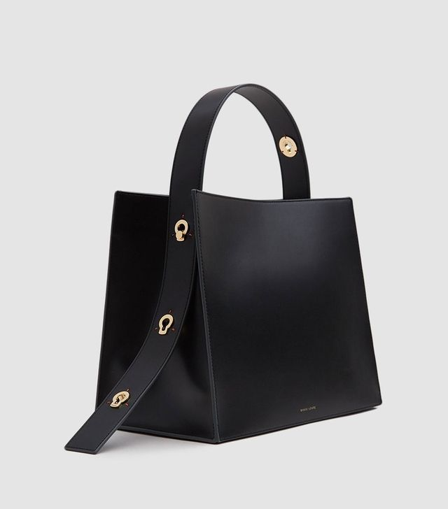 Young Tote Bag in Black
