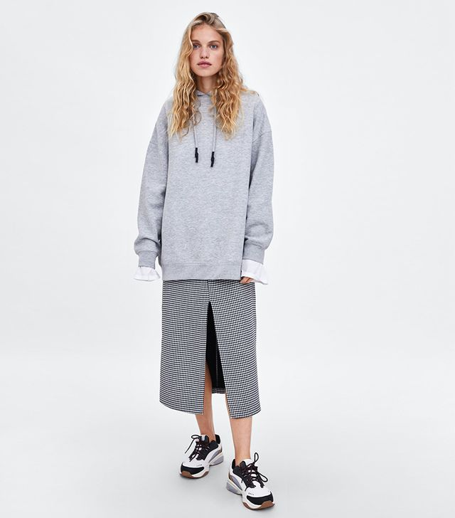Zara Oversized Sweatshirt