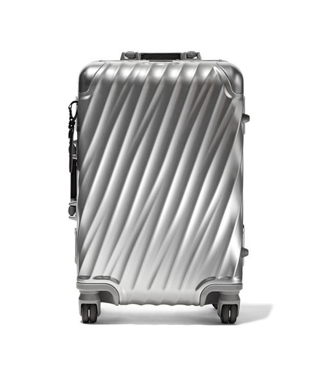 International Carry-on Aluminum Suitcase