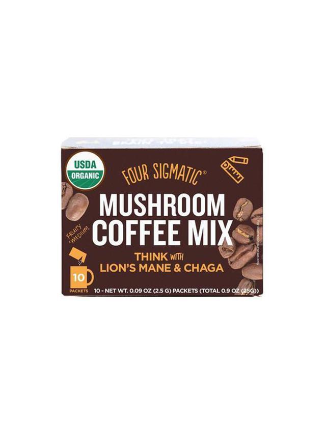 Four Sigmatic Mushroom Coffee Mix Think