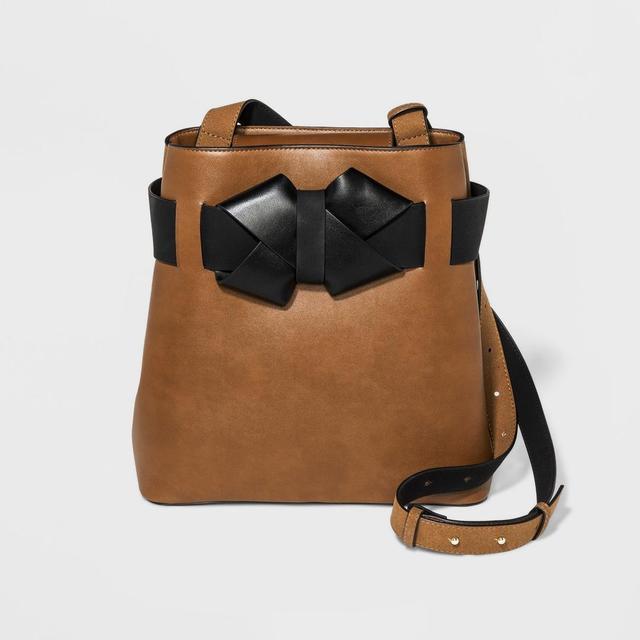 Bow Tote Handbag