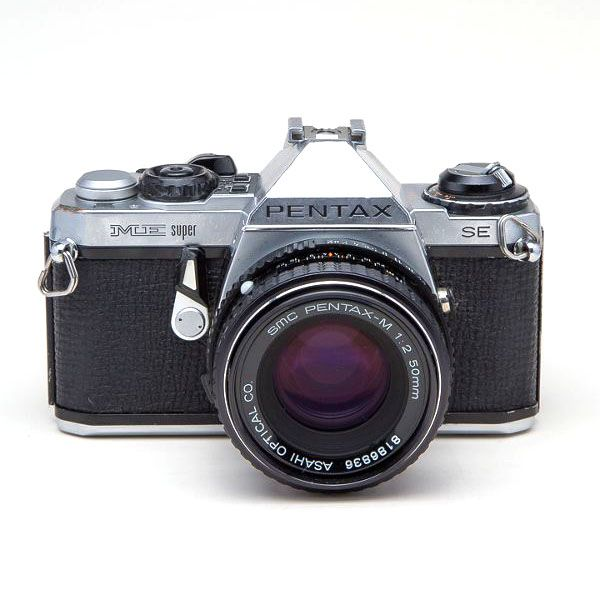 Acme Camera Co. Vintage Pentax ME Super 35mm SLR Camera