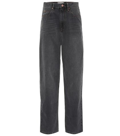 Corsy wide-leg boyfriend jeans