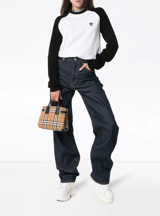 Benz Wide Leg Boyfriend Jeans