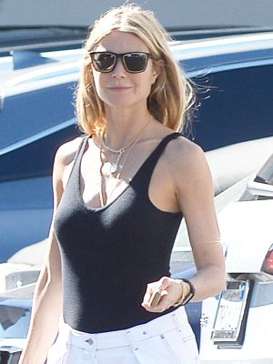 Gwyneth Paltrow Wore the Trend That Could Replace Your Skinny Jeans