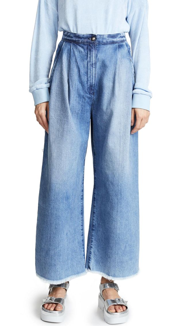 Lucy High Waisted Baggy Trouser Jeans