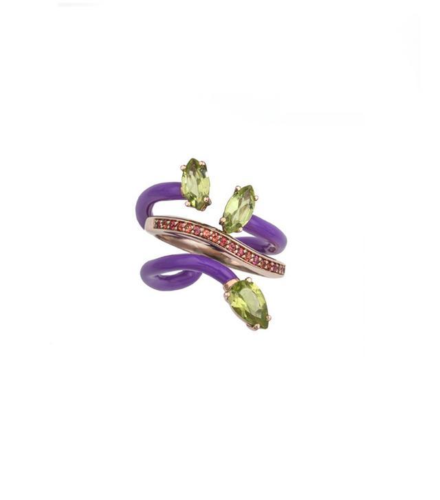 Bea Bongiasca Composable Vine Ring