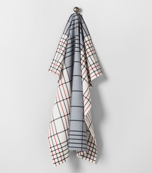 Hearth and Hand for Target Plaid Floursack Kitchen Towel