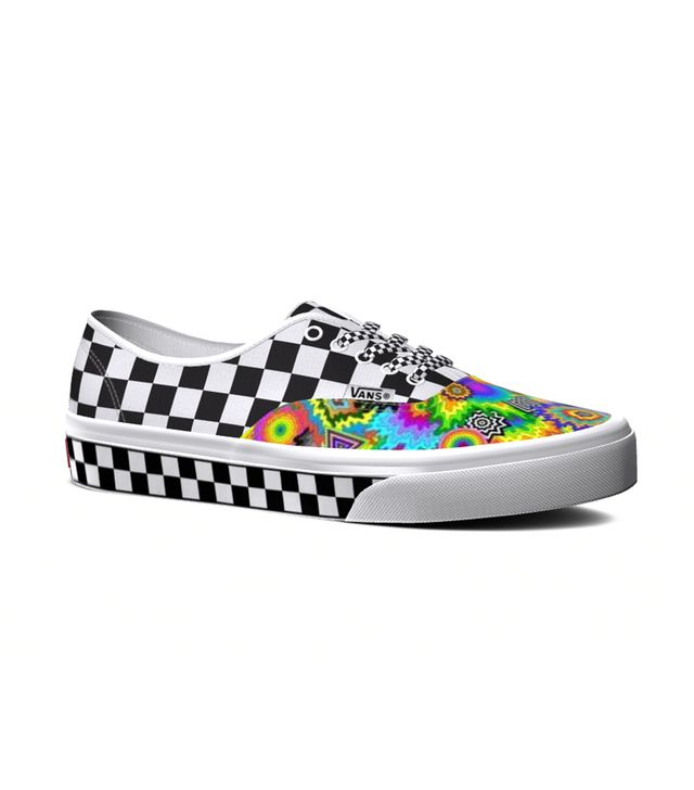 Vans Customized Authentic Classic